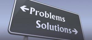 Dispute - Problem - Solution - Resolution