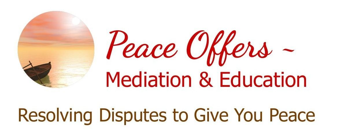 Peace Offers ~ Mediation & Education